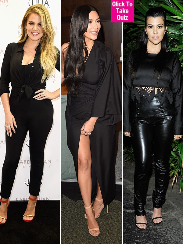 Which Kardashian Sister Should Be Your Best Friend? — QUIZ