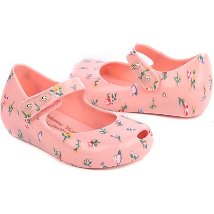 MINI MELISSA Vivienne Westwood jelly shoes