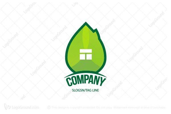 Logo for sale: Greenhouse Logo
