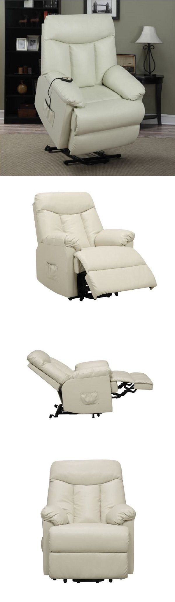 Stairlifts and Elevators: Power Lift Recliners Electric Remote Medical Seat Wall Hugger Lazy Boy Chair -> BUY IT NOW ONLY: $1575.97 on eBay!