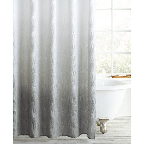 New Fairfield Ombre Shower Curtain Ombre Shower Curtain