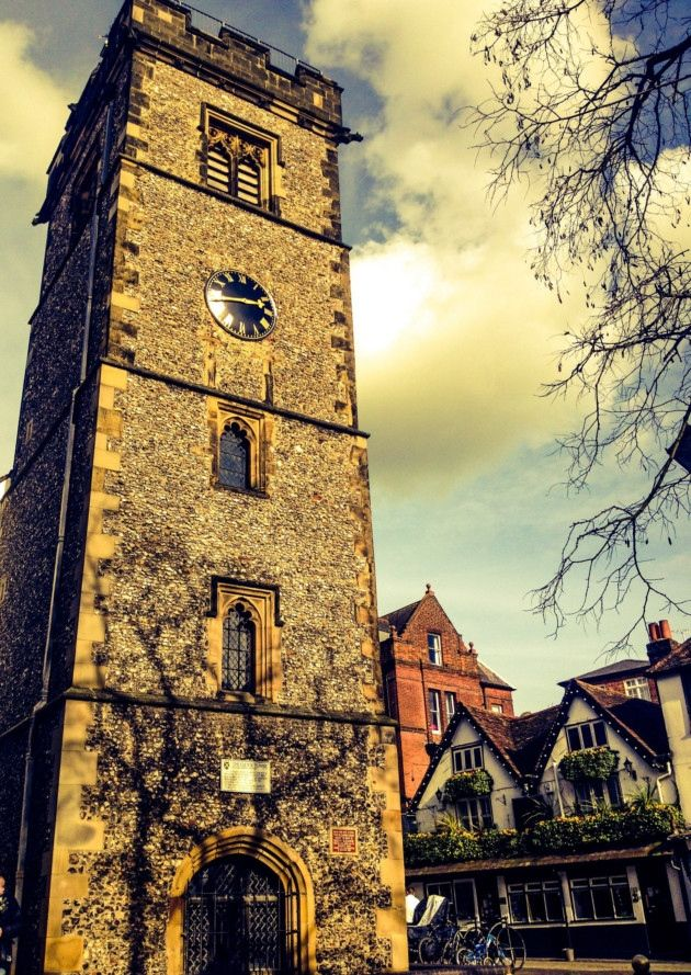 The Clock Tower, St Albans
