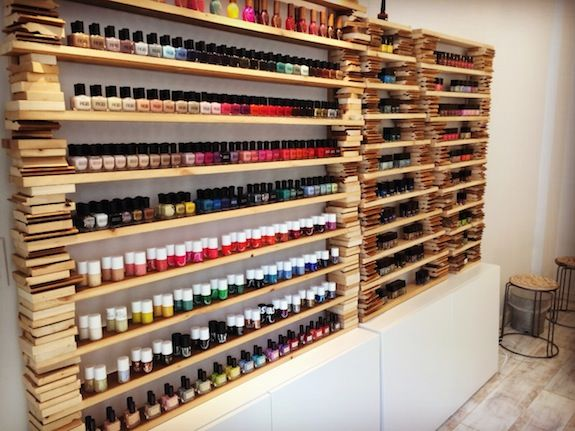 Williamsburg's newest nail salon uses non-toxic products