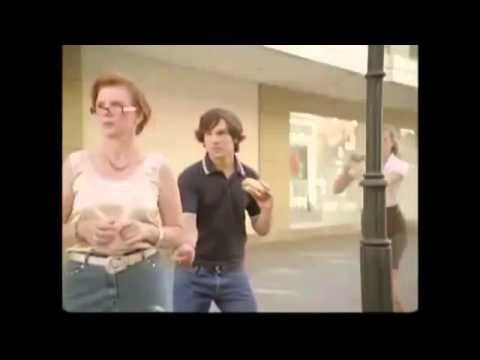 Who knew Italian burgers could make people start groping each other. #funny #italian #food #commercial #tv #advert #televison
