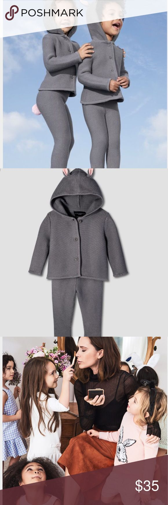 Victoria Beckham X Target bunny outfit 24 months Cute & cozy. New with tags. Sold out online & in stores. Offers are welcomed. Victoria Beckham for Target Matching Sets