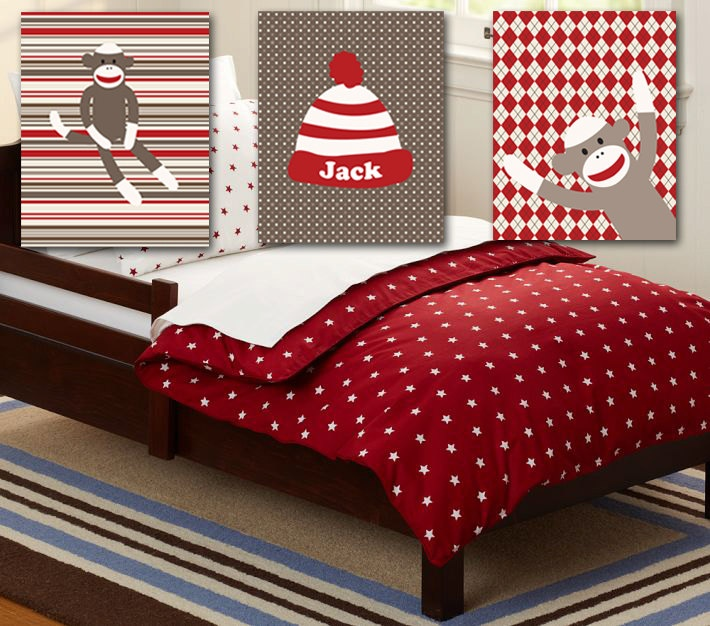 105 best images about Sock Monkey Room on Pinterest | Sock monkey ...