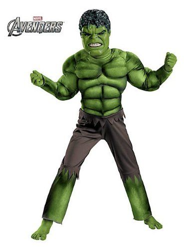Hulk Movie Classic Muscle Costume  Medium * You can find more details by visiting the image link.