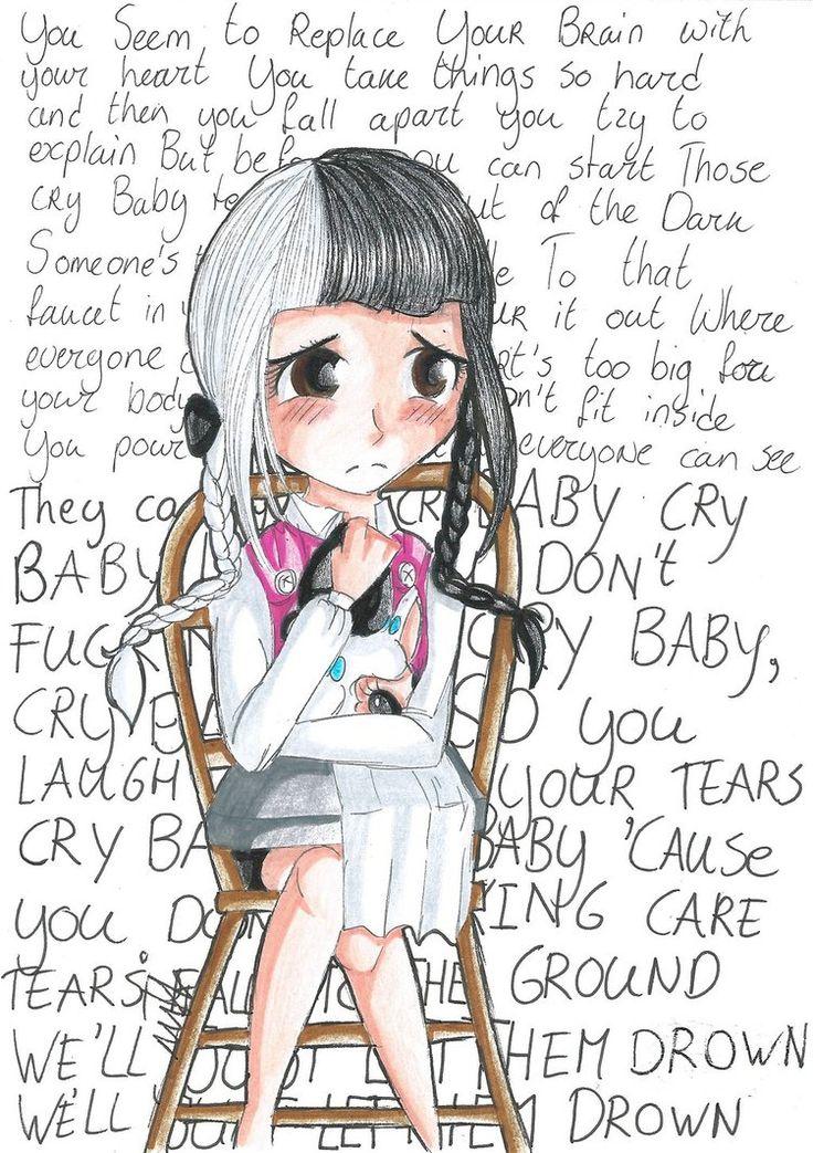 Melanie Martinez - Cry baby by NeoBubbles.deviantart.com on @DeviantArt