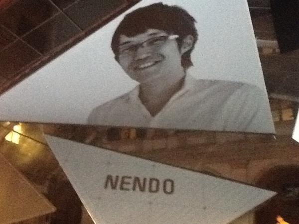 2012年ミラノサローネ。EDIDA、DESIGNER OF THE YEARにnendoの佐藤オオキ氏が、受賞いたしました。おめでとうございます。この10年で日本人が3人選ばれました。日本人デザイナーは今、世界中から注目されています。大変誇らしく、うれしいです。頑張れ、日本。