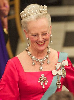 Queen Margrethe II has the reputation of being Europe's most intellectual monarch a reflection, perhaps, of the fact that the Danish queen attended no fewer than five universities, including Cambridge. She is also the first reigning queen in a country which has been headed by the same family for 49 generations.