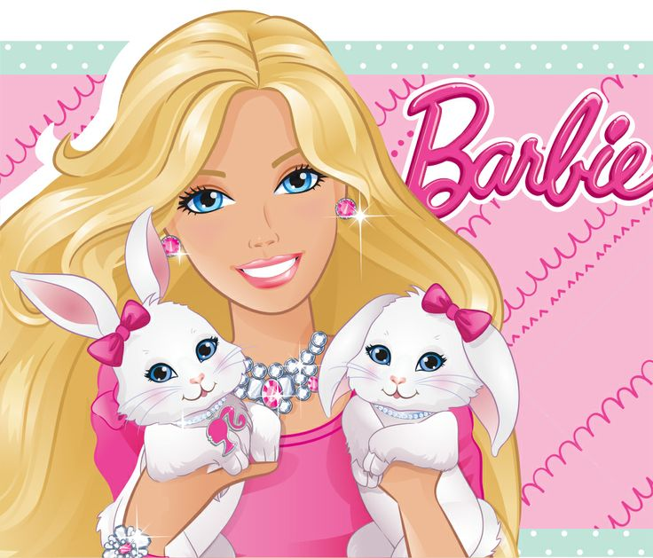 Click through to download cute barbie easter coloring - Barbie pictures download free ...