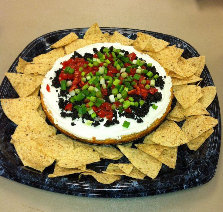 Yummy Mexican Cheesecake Appetizer | BigOven
