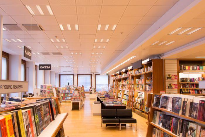 Academic Bookshop – Helsinki (Finlandia)   NIA
