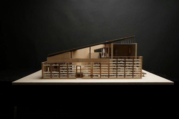 Solar Decathlon China 출품용 모델 - Pure+ House, 서울대학교, Team SSA