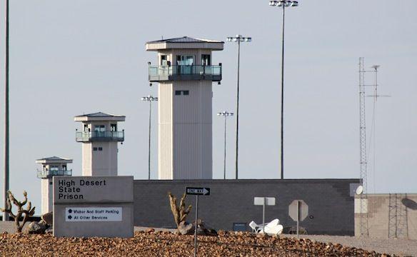 high desert prison in nevada