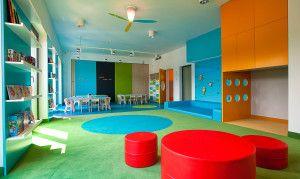xystudio ArkaNoego kindergarten Warsaw