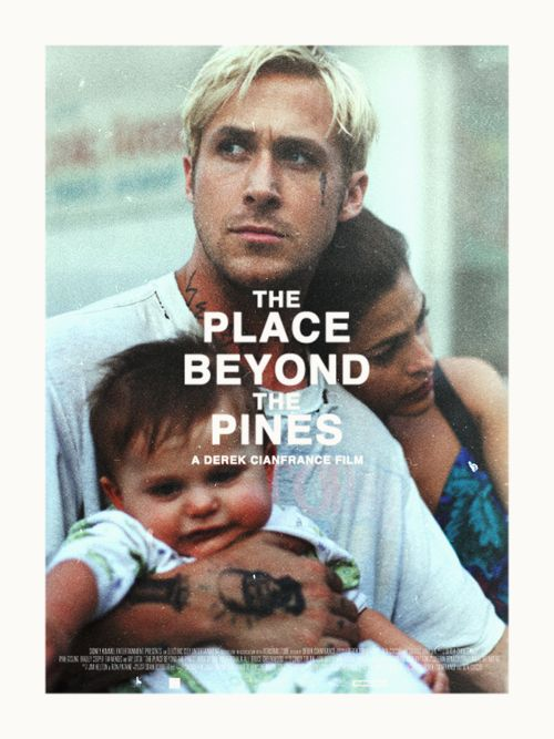 The Place Beyond the Pines- indie film, big time actors, and up and coming ones. Brought me to tears