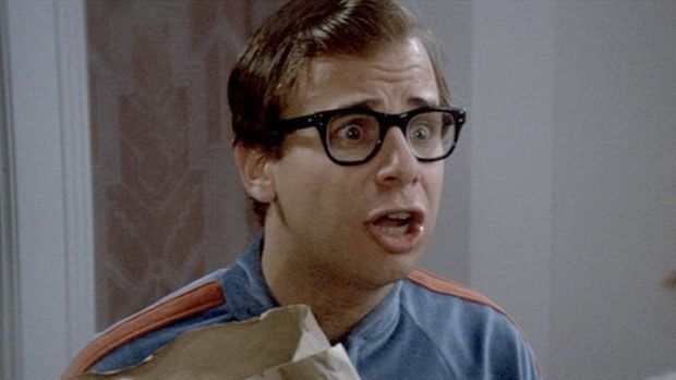 Rick Moranis.. childhood crush..