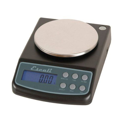 Escali L-Series High Precision Scale - 125 Grams by Escali. $91.99. Some of the industry's best features. Highly accurate. Operator friendly. Must have tool where high precision weighing is required. The L-Series digital scales are highly accurate, operator friendly digital scales with some of the industry's best features. These scales are a must have tool where high precision weighing is required. This scale has a capacity of 125 grams.