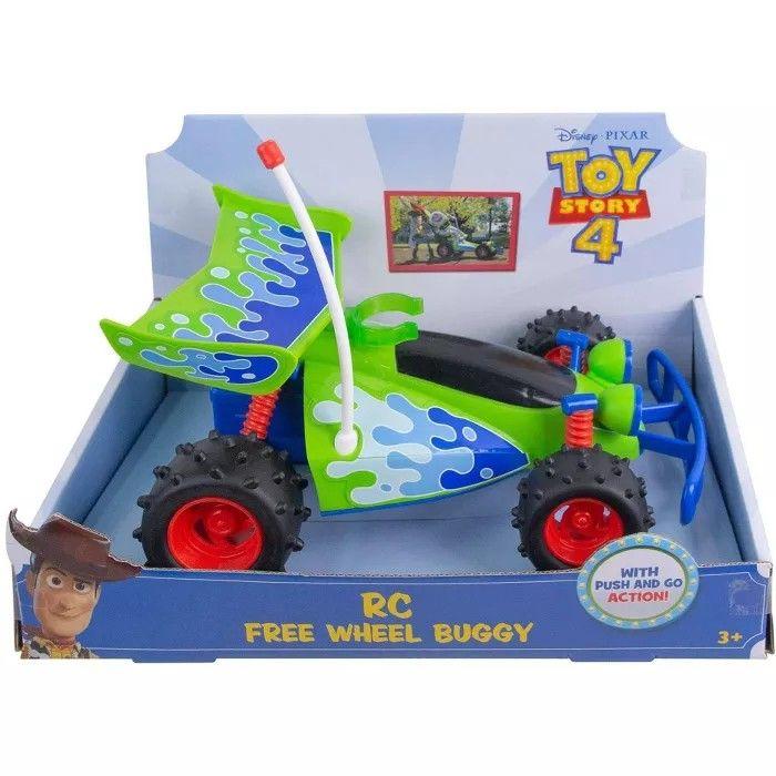 Disney Pixar Toy Story Rc Free Wheel Buggy Pixar Toys Toy Story Disney Pixar