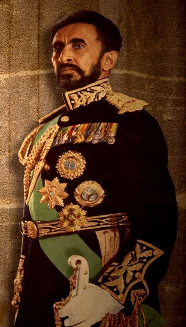 35 best Emperor Haile Selassie images on Pinterest | Haile ...