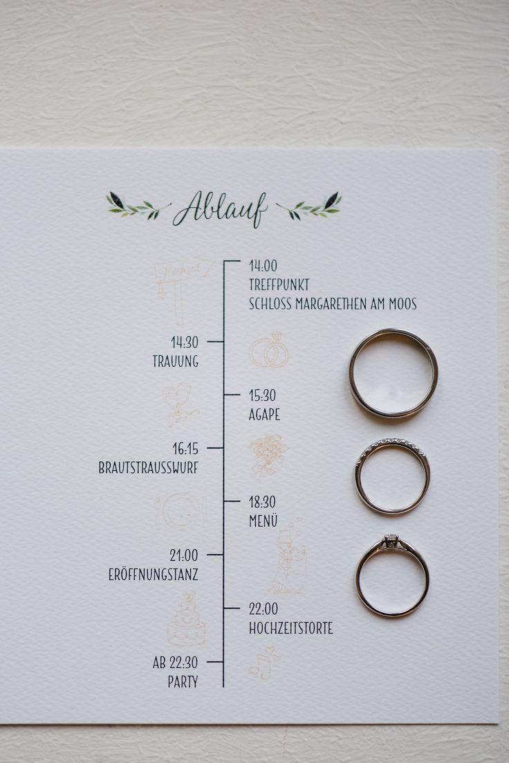 Vintage Hochzeit in Grün und Apricot