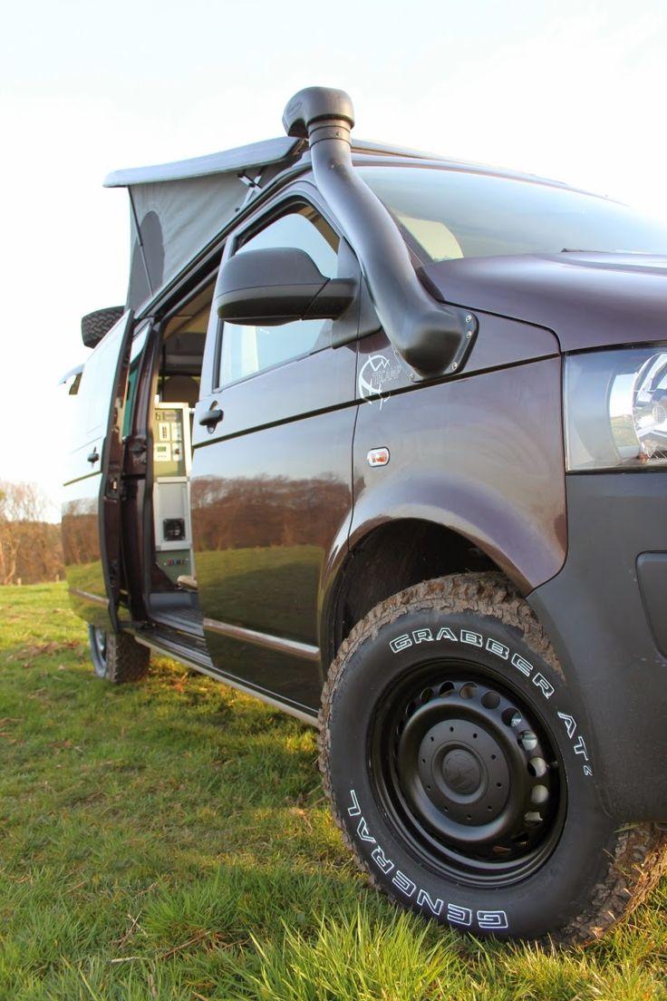 13 Best Volkswagen Images On Pinterest Vw Vans Campers And Our Delica Campervans 12v Electrical Setup Campingbus Fr Hchste Ansprche Der Neue T5 Tecamp Mit Langem Radstand