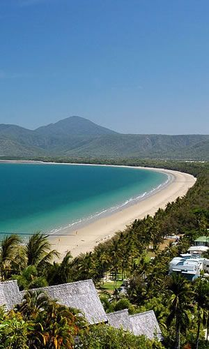 Australia has long been on my bucketlist of places to visit. It'd check off my last continent left to visit. This actually could be becoming a reality sooner than i think :) (Port Douglas Australia)