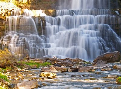 28 best waterfalls images on pinterest beautiful places - Clifty falls state park swimming pool ...