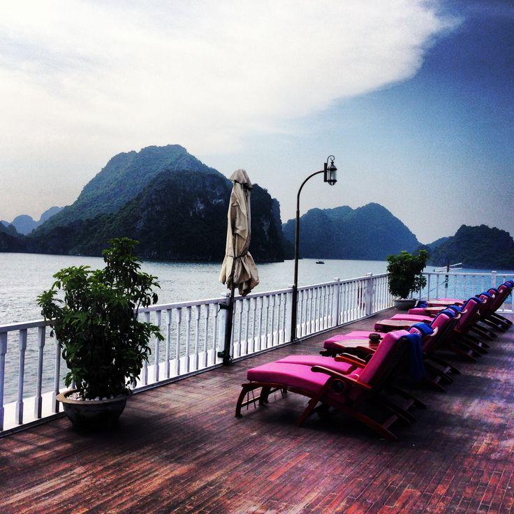 Indochina Sails - Halong Bay