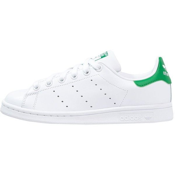 adidas Originals STAN SMITH Trainers running/green (680 DKK) ? liked on  Polyvore