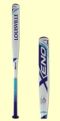 2017 Louisville Slugger XENO Plus Fastpitch Softball Bat: FPXN178 - iST Xs Technology - Extra Stiff Connection = Max Energy Transfer, Performance PLUS Composite with Zero Friction Double Wall Design, -8 Length to Weight Ratio
