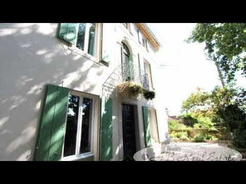 AB Real Estate France: #MinervoisCorbières *** Reduced Price *** Old wine maker's village house, Languedoc-Roussillon, Occitanie, South of France.