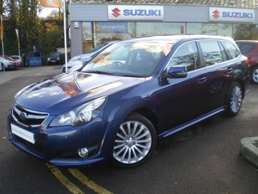 Used 2012 (12 reg) Blue Subaru Legacy 2.5i SE 5dr Lineartronic for sale on RAC Cars