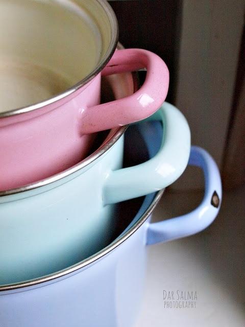 pastel kitchen Love