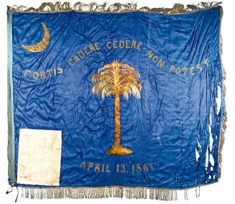 Palmetto Guard Flag