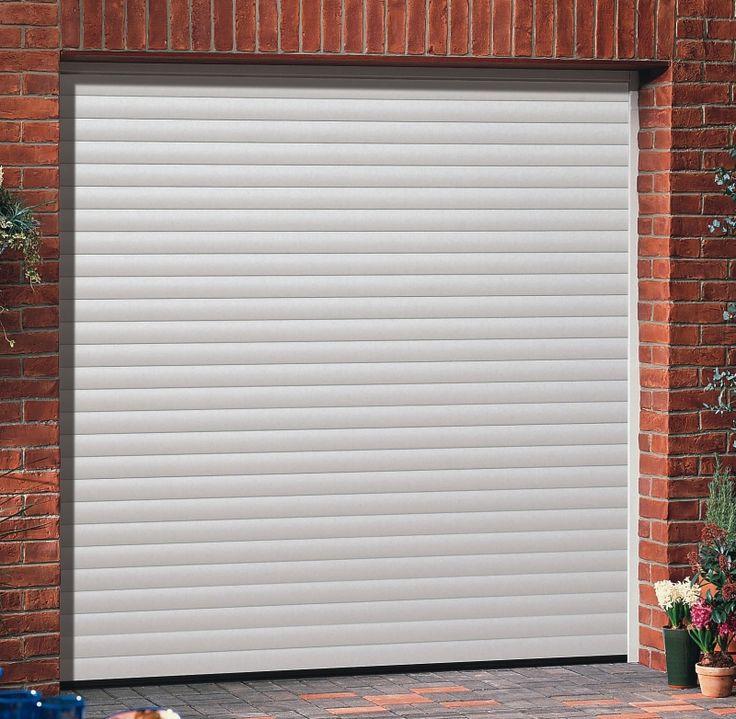 Garador Gararoll insulated roller garage door. 24 best Electric and Roller Garage Doors  images on Pinterest