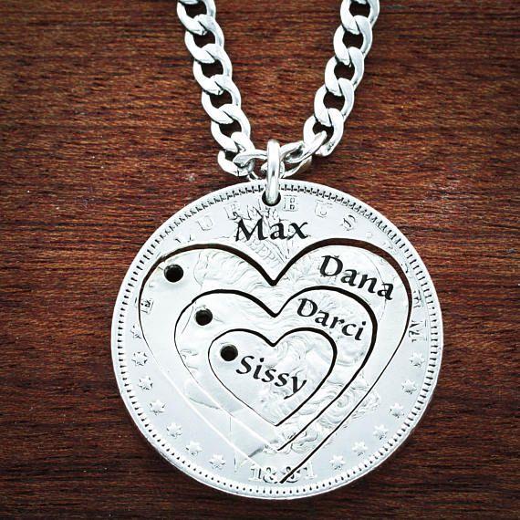 da9999e2ebe5 4 Best Friend Heart Necklaces