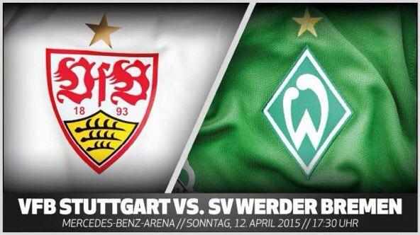 Heute gilt es: dem #VfB Stuttgart de Daumen drücken, es geht nach dem Sieg von Paderborn um alles...