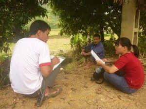 Participatory GIS training in Vietnam | DAPA