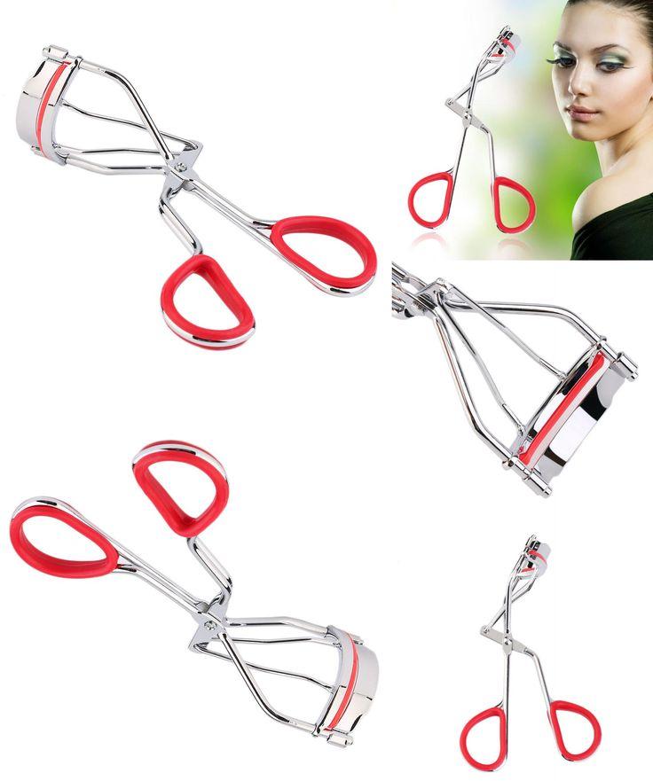 [Visit to Buy] 2016 girls Women Silicone Cushion Ring High Level Eyelash Curling Curler Mascara Beauty Eyelash Curlers for lady Hot Selling #Advertisement