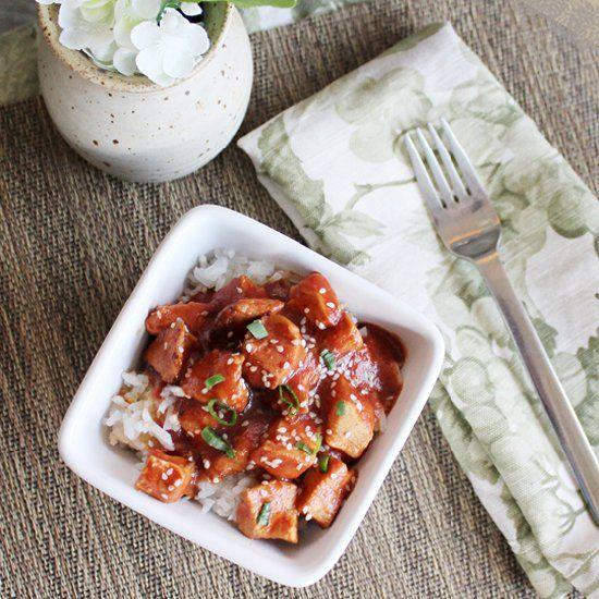 Healthy Crockpot Sesame Chicken via http://ift.tt/1hgAw9r