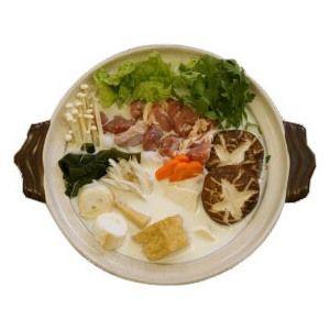 【奈良県】飛鳥鍋 :飛鳥時代の万葉人も食べていたかも