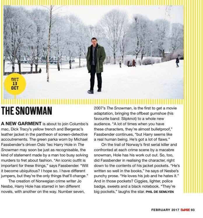 Feb 2017 Empire Magazine