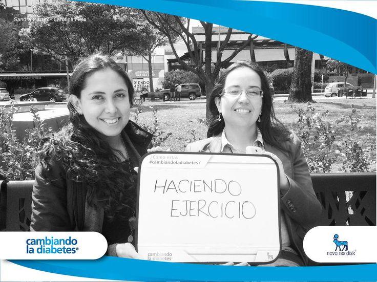 ¿Cómo están cambiando la #diabetesurbana los colombianos?