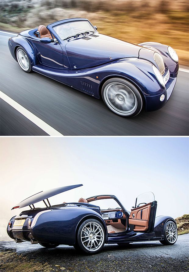Morgan Aero 8  #RePin by AT Social Media Marketing - Pinterest Marketing Specialists ATSocialMedia.co.uk