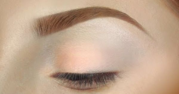 Requested updated eyebrow routine tutorial for redheads / pale, fair skin…