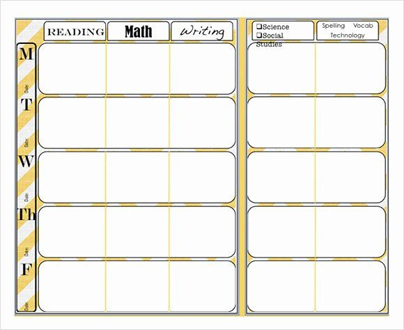 Beautiful Lesson Plans Template Elementary In 2020 With Images Weekly Lesson Plan Template Lesson Plan Templates Elementary Lesson Plan Template