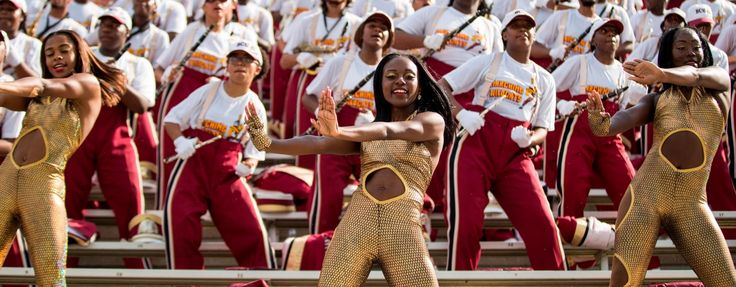 Campus Attractions at Bethune-Cookman University #Florida #Travel