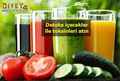 detoks içecekler tarifi